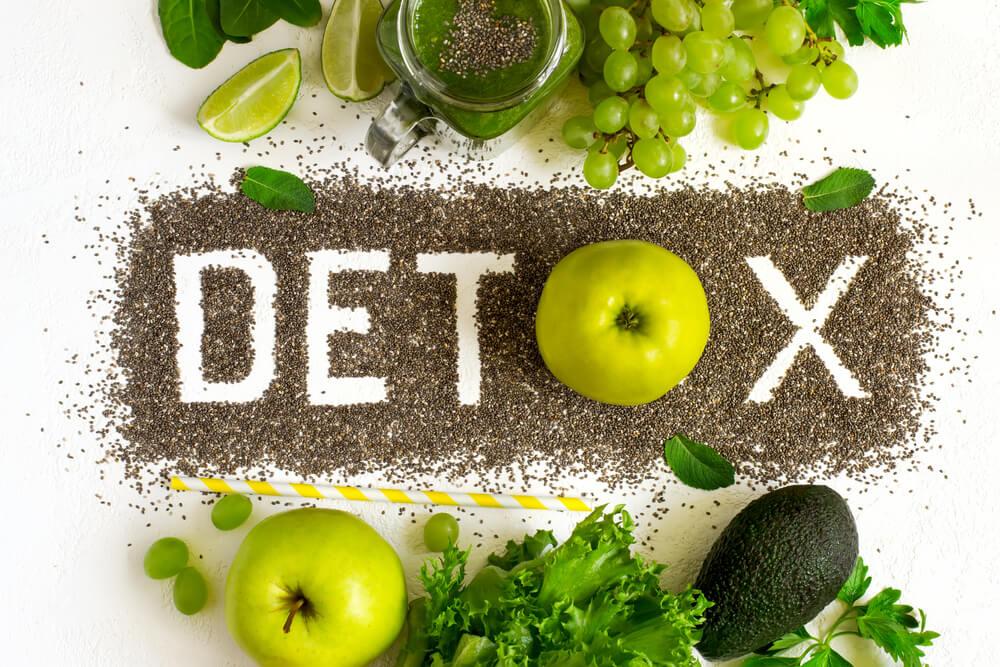 สูตรอาหารเพื่อการ Detox
